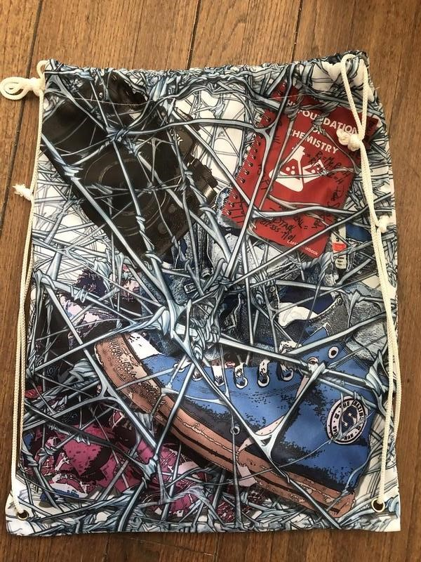 Case Study : Spider-man Homecoming Cinch Bag