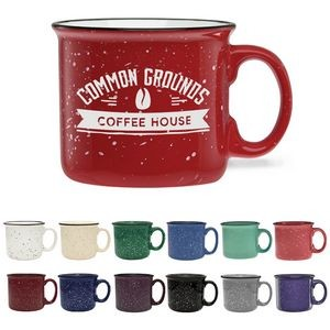 14 Oz. Camper Collection Ceramic Mug