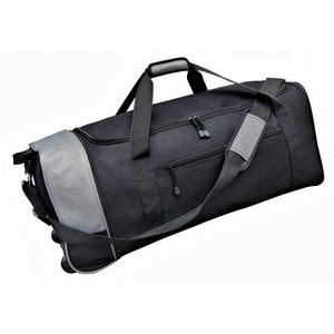 "32"" Collapsible Rolling Duffel"